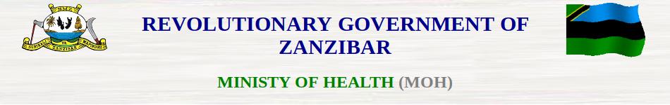 Ministry Of Health Zanzibar
