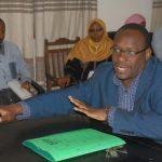 Mkurugenzi Muendeshaji wa Wizara ya Zanzibar Ramadhan Khamis Juma