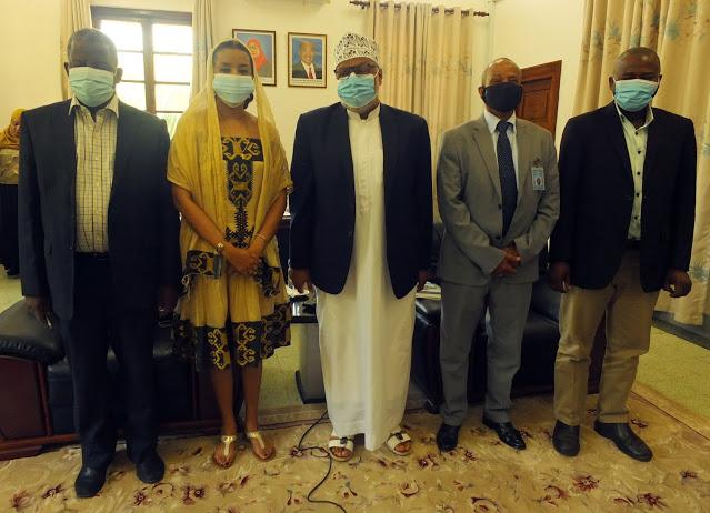 Shirika la Afya Duniani (WHO) kushirikiana na Wizara ya Afya Zanzibar kuhakikisha wananchi wanapatiwa kinga dhidi ya maradhi ya kuambukiza